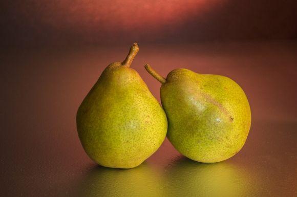 No caso da pera, os gases e o inchaço abdominal são provocados pelo sorbitol (Foto Ilustrativa)