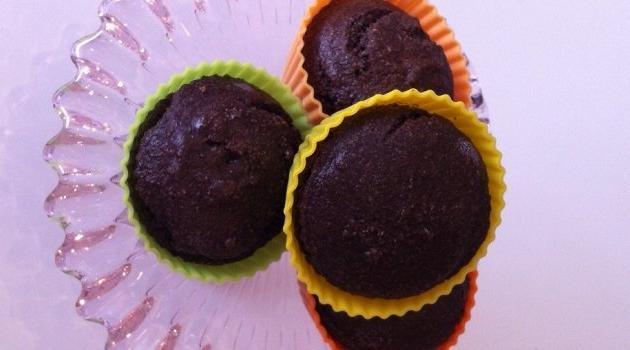 Muffin deliciosa e sem carboidrato (Foto: Reprodução/Bolsa de Mulher)