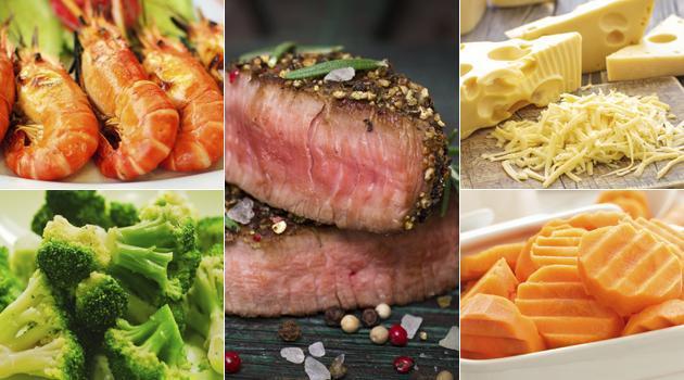 Outros alimentos sem carboidratos (Foto: Reprodução/Bolsa de Mulher)