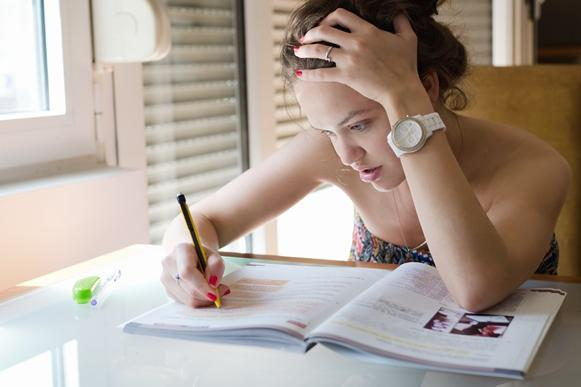 É importante criar um ritual para estudar. (Foto Ilustrativa)