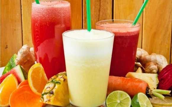 Bebidas caseiras para limpar o fígado e perder peso. (Foto Ilustrativa)