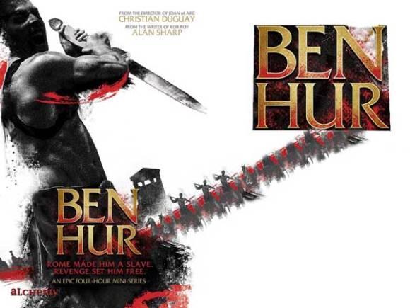 Ben-Hur, trailer, sinopse