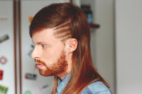Não importa o tipo de cabelo, mas os cuidados com o mesmo (Foto Divulgação: Macho/Moda)