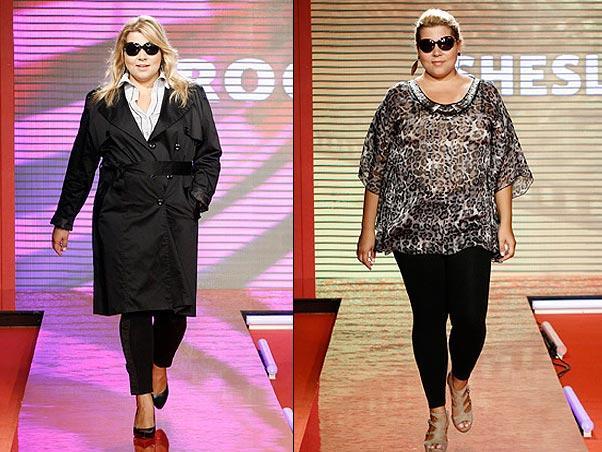 Calça legging moda plus size (Foto:  Roupa para Gordinha)