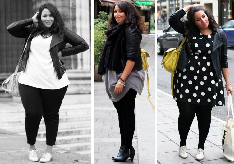 Você pode ter muito estilo  (Foto:  Roupa para Gordinha)