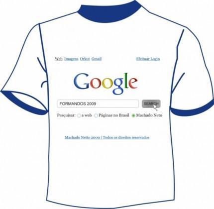 Camisetas para formatura dicas, modelos (Foto: Reprodução/Brasil 10)