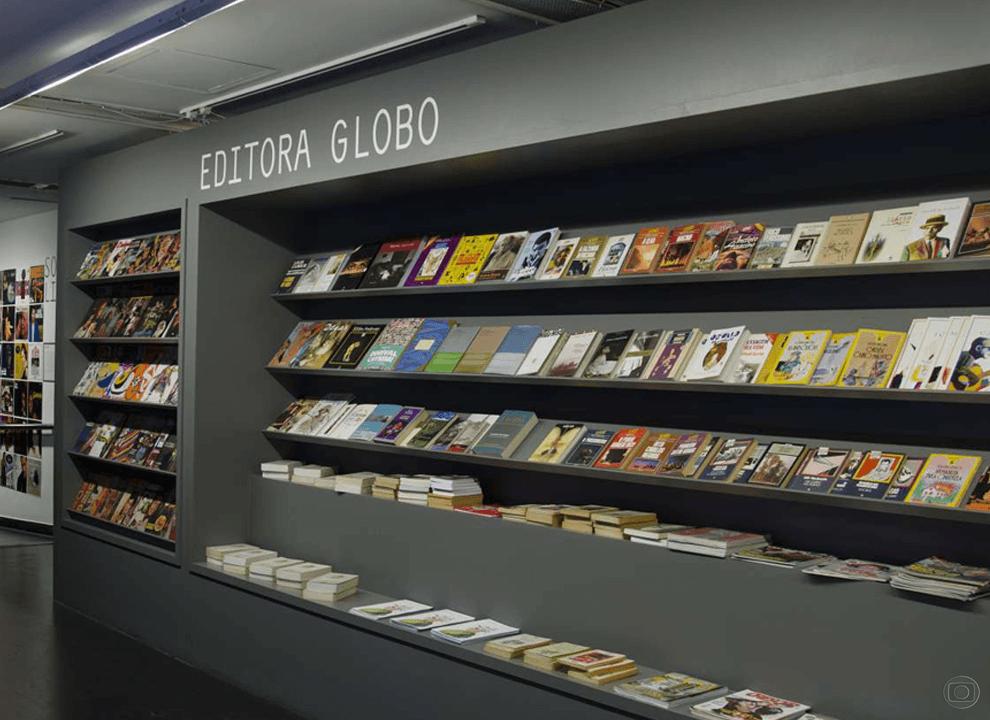 Editora possui várias obras (Foto: Reprodução/Peixe Urbano)