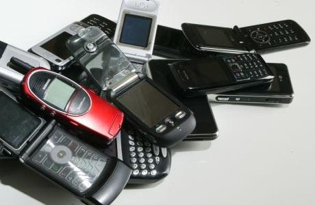 Sobe venda de aparelhos antigos (Foto: Exame/Abril)