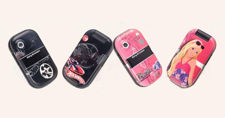 Celular da Barbie e Hot Wheels Onde Comprar, Preço, Fotos (Foto: Reprodução/Tecnologia Uol)