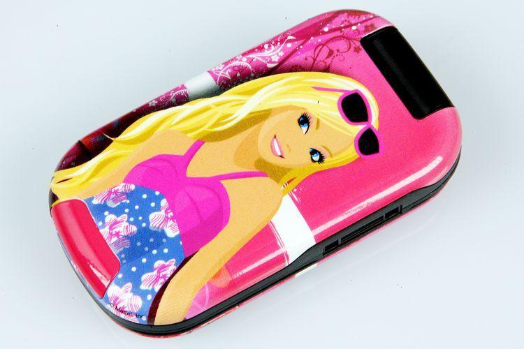 Celular da Barbie (Foto: Reprodução/Tecnologia Uol)