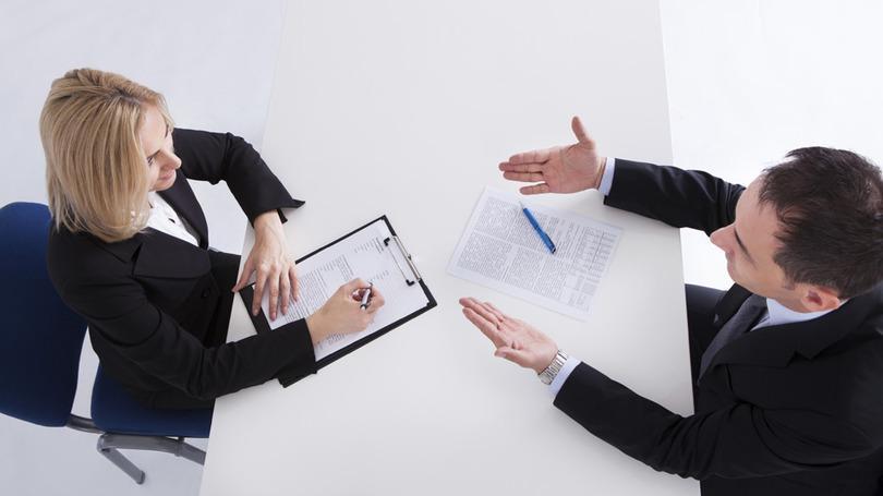 Aproveite para conseguir uma entrevista de trabalho  (Foto: Exame/Abril)