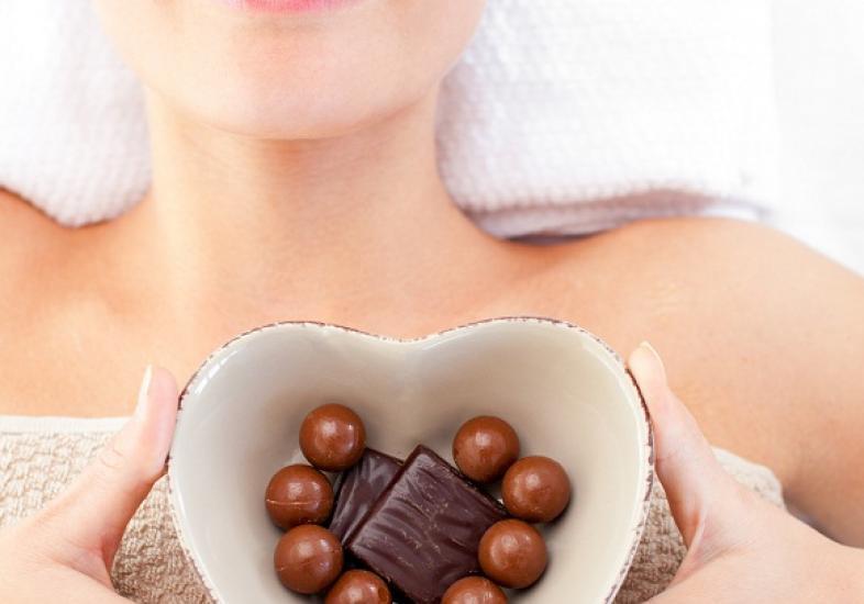 Chocolate amargo faz bem para a saúde e você pode consumir (Foto: M de Mulher/Abril)