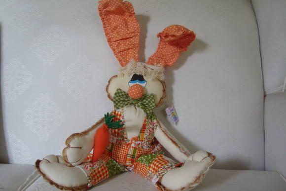 Vale a pena curtir a data fazendo um belo coelho  (Foto: Reprodução/Elo7)