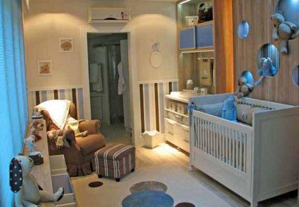 Decoração para quarto de menino que custa pouco (Foto: MDemulher)