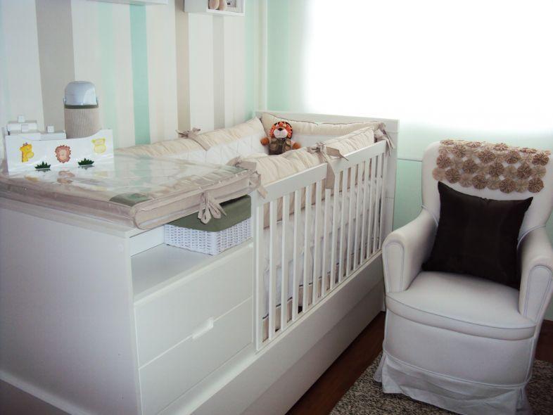 Decoração barata para quarto (Foto: MDemulher)