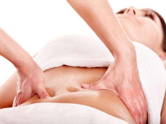 A drenagem linfática ajuda a eliminar a gordura localizada. (Foto Ilustrativa)