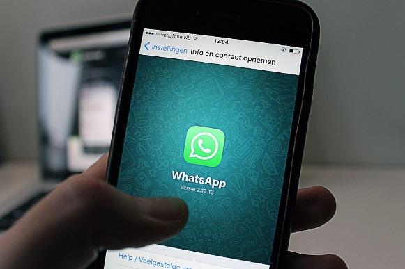 Como gravar conversas do WhatsApp no Dropbox. (Foto Ilustrativa)