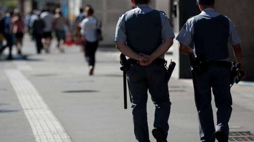 Polícia Militar tem concurso em aberto (Foto: Exame/Abril)