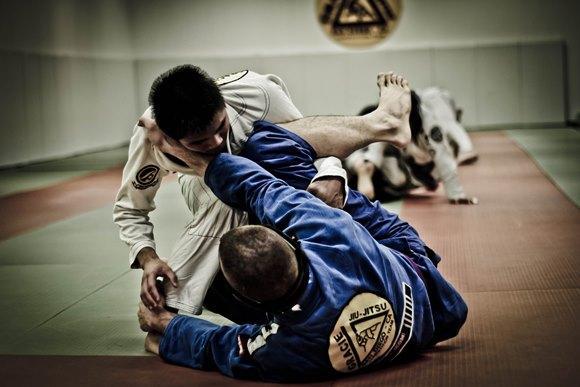 A luta é uma ótima forma de aliviar o estresse. (Foto Ilustrativa)