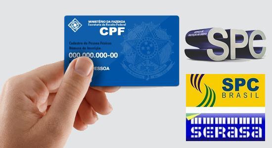 A dívida caduca em cinco anos.(Foto Divulgação: Consulta CPF)