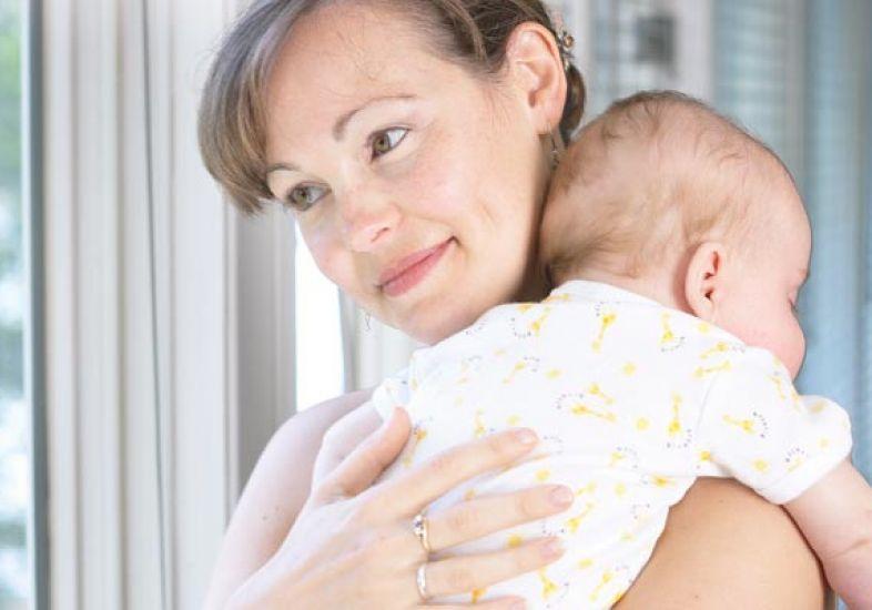 Consulta do salário maternidade (Foto: M de Mulher/Abril)