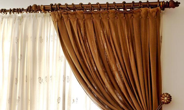 Cortina sob cortina  (Foto: M de Mulher/Abril)