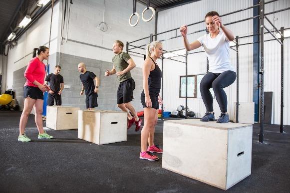 Os exercícios também desenvolvem a resistência cardiovascular. (Foto: Divulgação)