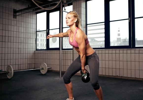 O treino de uma hora pode eliminar até 1000 calorias. (Foto Ilustrativa)