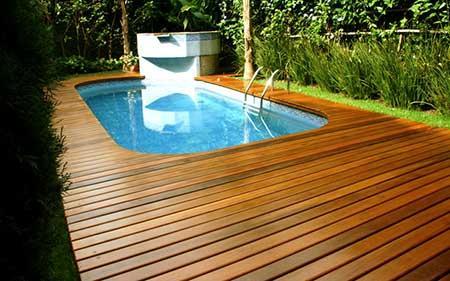 Para piscina (Foto: Blog Decoração)