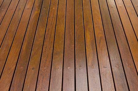Tipos de madeiras para fazer o deck (Foto: Blog Decoração)