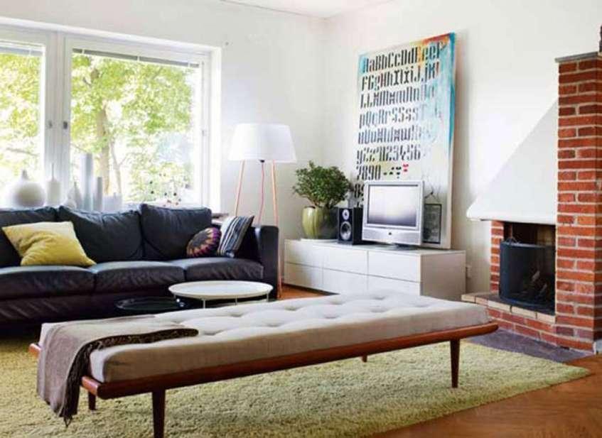 Decoração De Sala De TV, Fotos, Ideias (Foto: Minha Casa Decorada)
