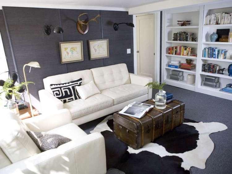 Decoracao De Sala Da Tv ~  para decoração de uma sala pequena – Casa e # decoracao de sala
