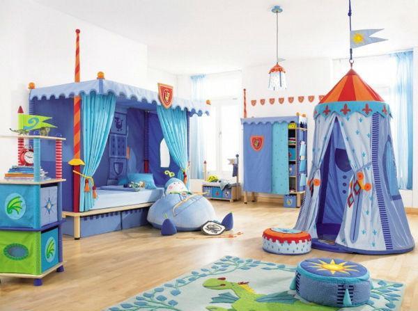 Decoração em quarto infantil (Foto: Ilustração)
