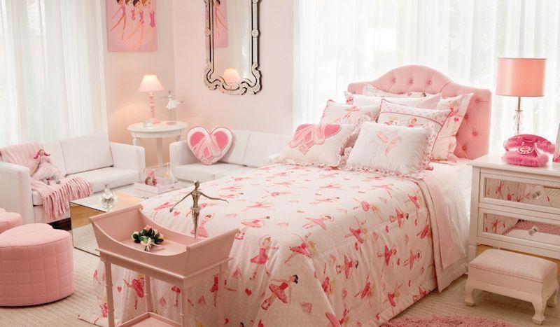 Roupas de cama lindas (Foto: Ilustração)