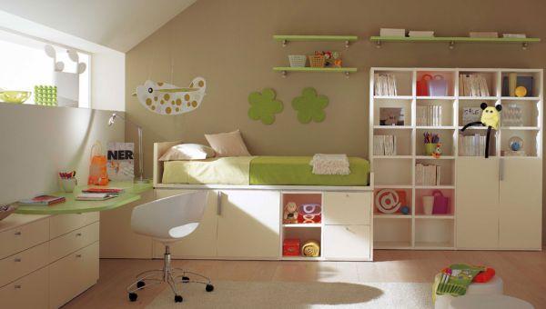 Decoração de quarto infantil (Foto: Ilustração)