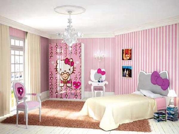Decoração de Hello Kitty (Foto: Reprodução/ Blog Sua Melhor Decoração)