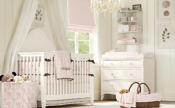 Escolha cores neutras e suaves para compor a decoração. (Foto: Reprodução/Home Designing)