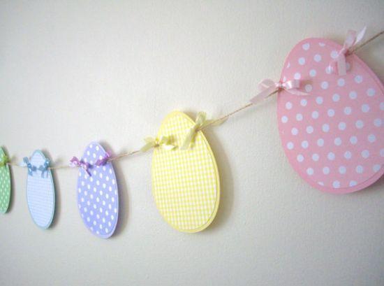 Aproveite a decoração e faça mensagens de páscoa (Foto: Reprodução/Nossa Pascoa)