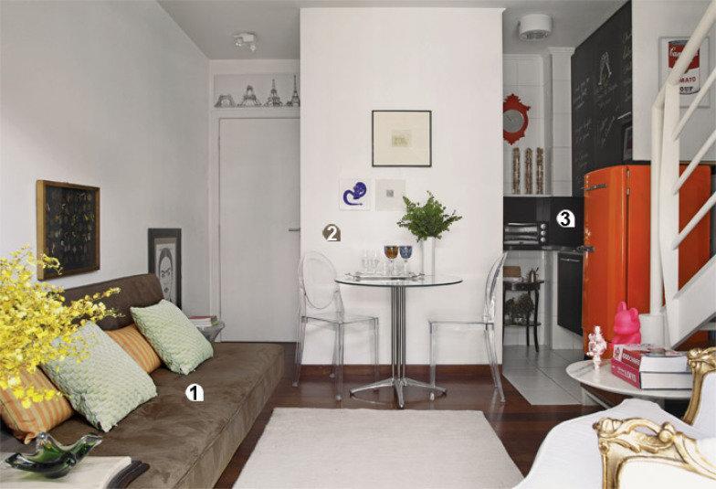 Utilize itens decorativos se tiverem uma funcionalidade (Foto: Casa/Abril)