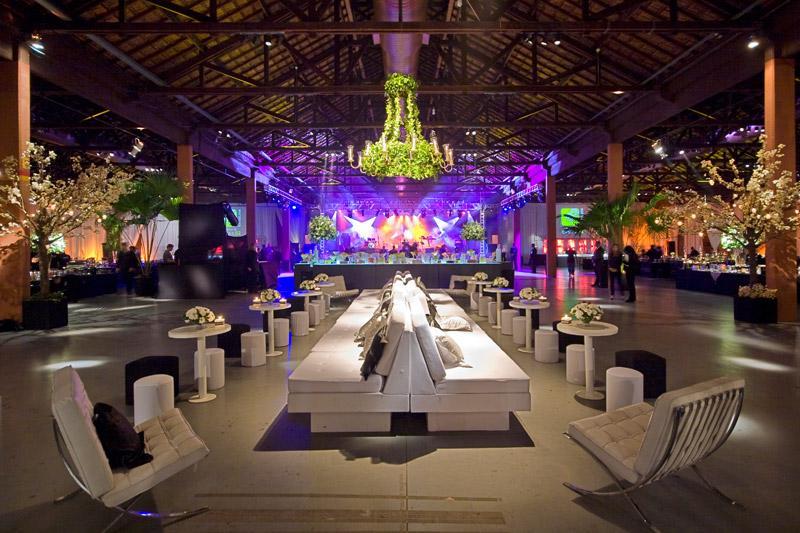 Local de evento deve ser organizado (Foto: Reprodução/Tudo Aqui)
