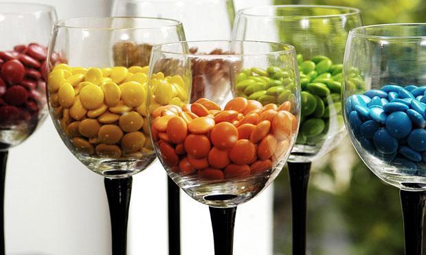 Aproveite os alimentos para decorar (Foto: Reprodução/CasaeFesta)
