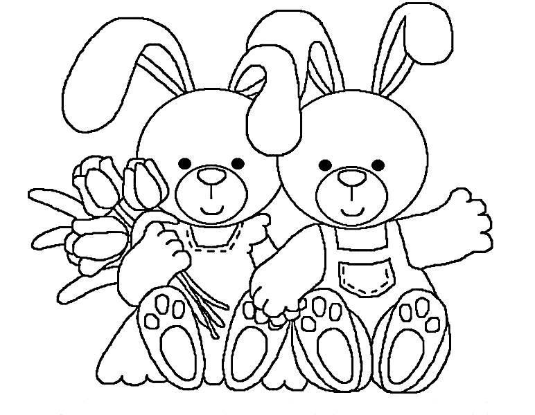 Seja amigo do coelho (Foto: Reprodução/Portal Escolar)