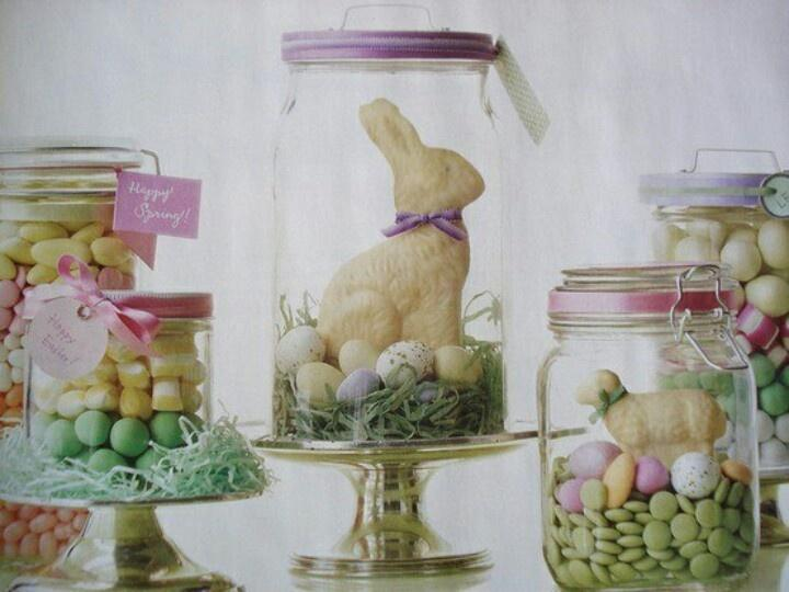 Você pode fazer potes de vidros com doces  (Foto: Reprodução/Elo 7)