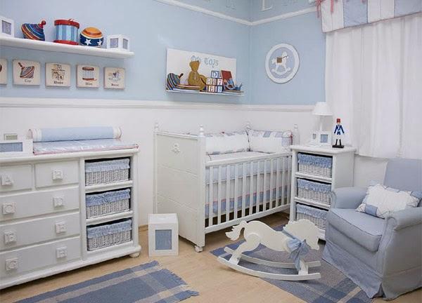 Dicas para montar um quarto de bebê (Foto: Reprodução/Brasil 10)