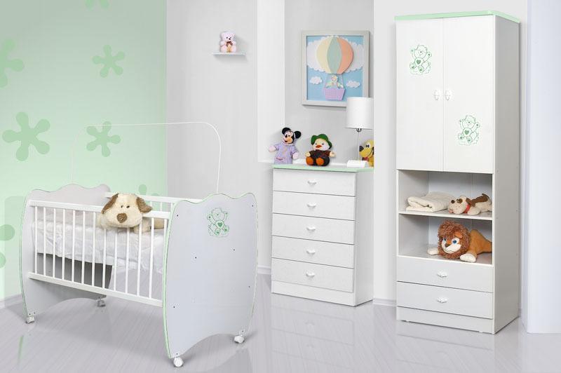 Ideias Para Montar Um Quarto De Bebe ~ Quarto lindo e decorado (Foto Reprodu??o Brasil 10)