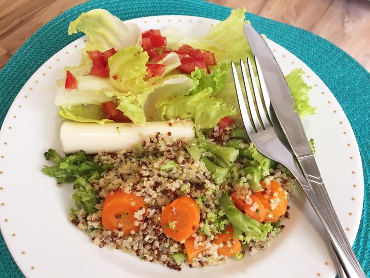Coma alimentos que ajudam o seu organismo (Foto: MDemulher)