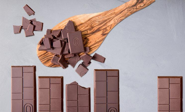 É possível comer chocolate e manter uma vida saudável (Foto: Veja/Abril)