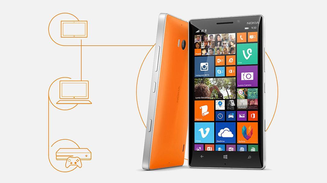 Lumia 930 (Foto: Reprodução/ Site Oficial da Microsoft)