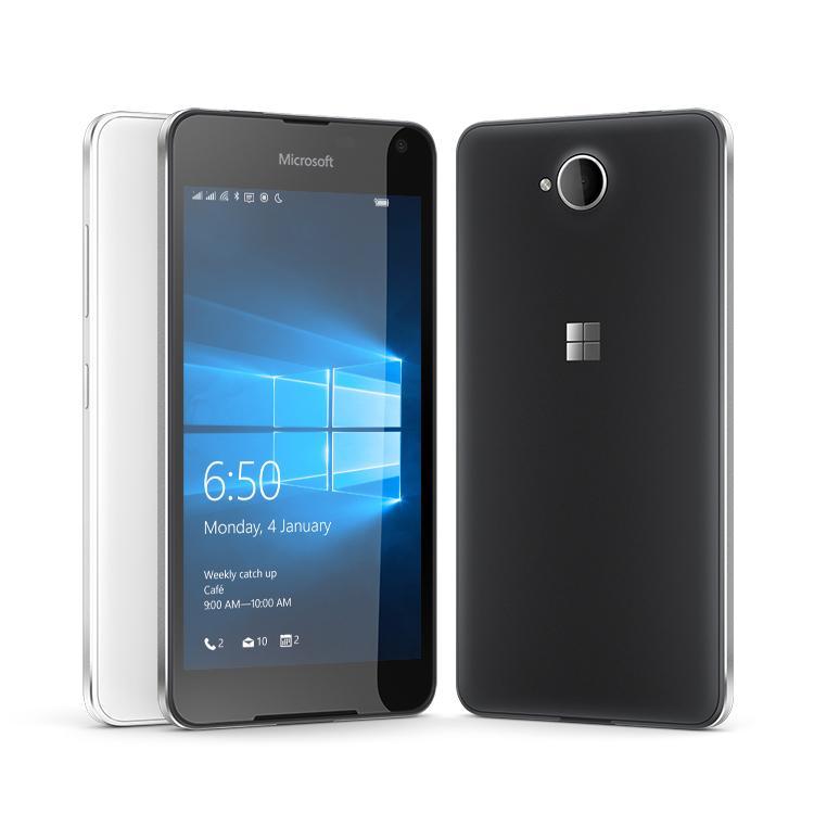 Lumia 650 Dual SIM (Foto: Reprodução/ Site Oficial da Microsoft)