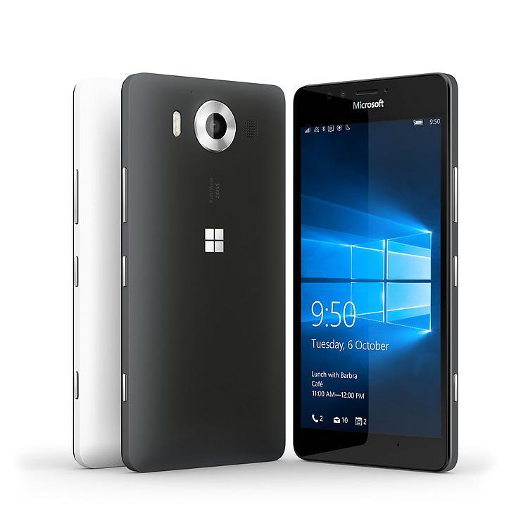 Lumia 950 (Foto: Reprodução/ Site Oficial da Microsoft)